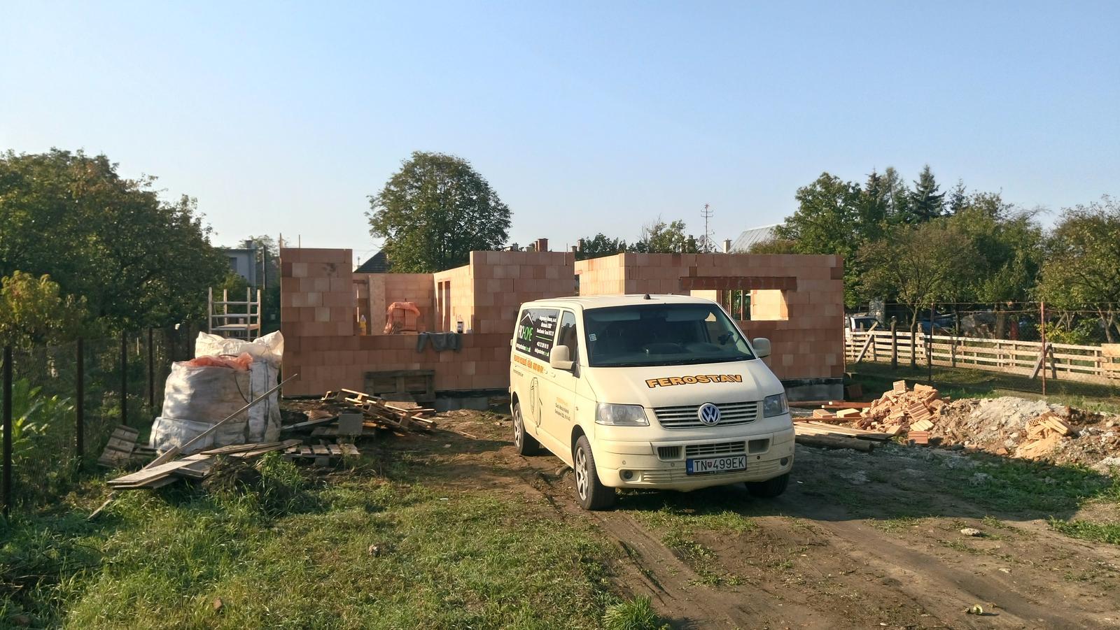 Pozemok + projekt + hruba stavba - Obrázok č. 76