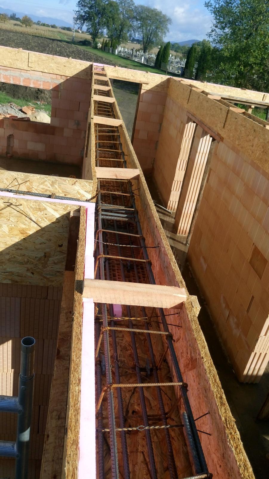 Pozemok + projekt + hruba stavba - Obrázok č. 85