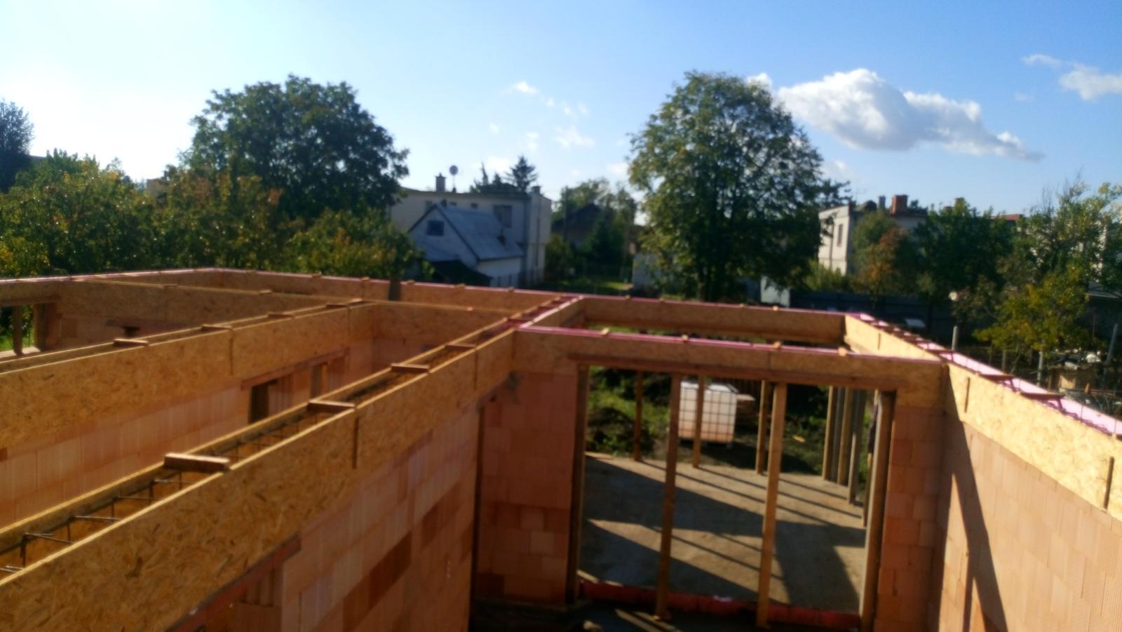 Pozemok + projekt + hruba stavba - Obrázok č. 97