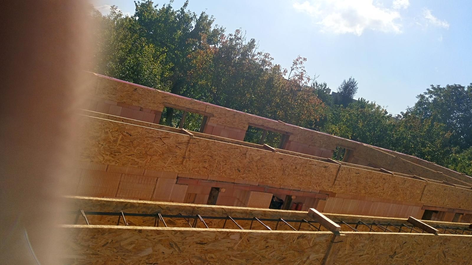 Pozemok + projekt + hruba stavba - Obrázok č. 98