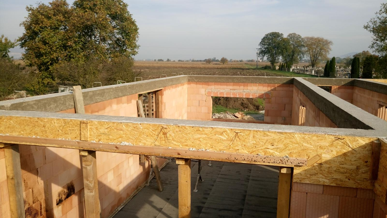 Pozemok + projekt + hruba stavba - Obrázok č. 100