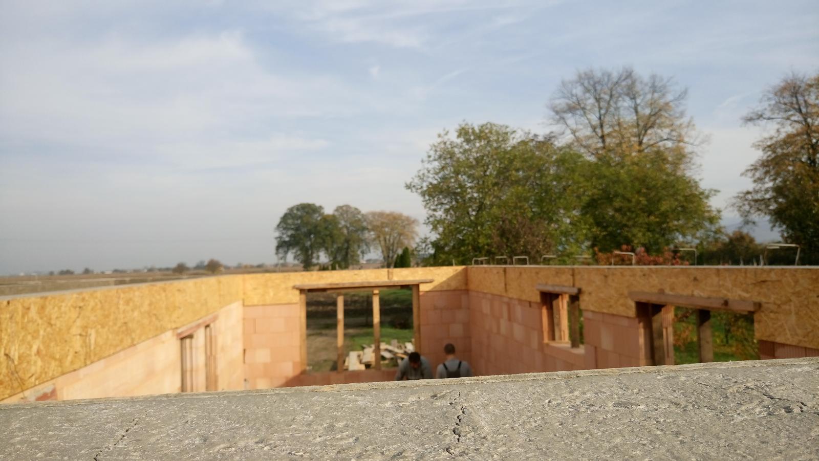 Pozemok + projekt + hruba stavba - Obrázok č. 101