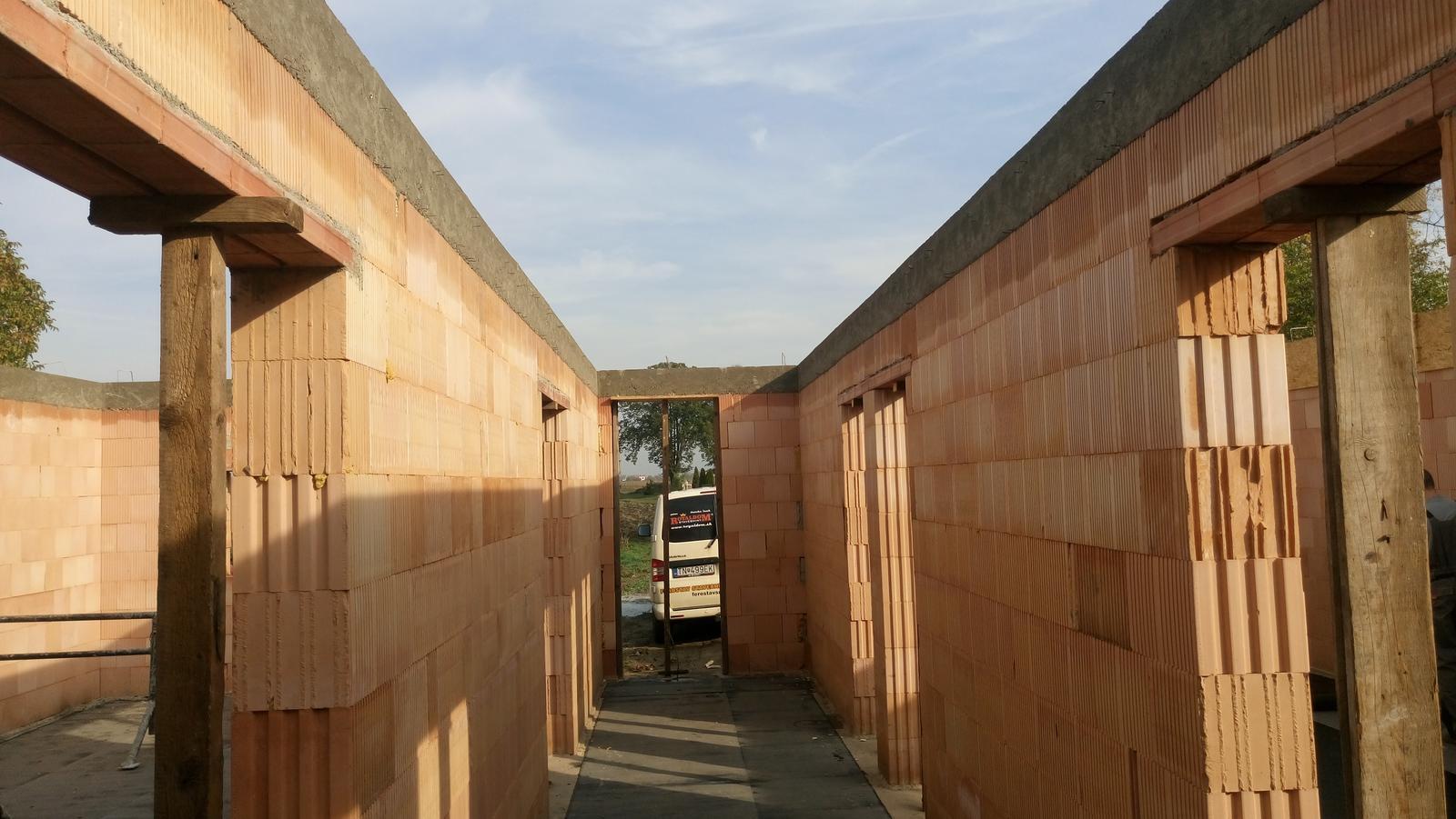 Pozemok + projekt + hruba stavba - Obrázok č. 104