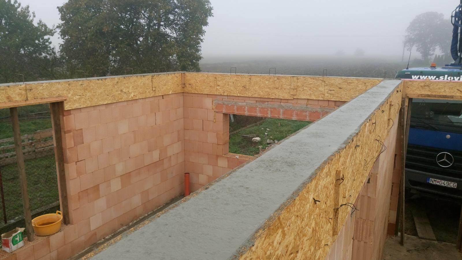 Pozemok + projekt + hruba stavba - Obrázok č. 111