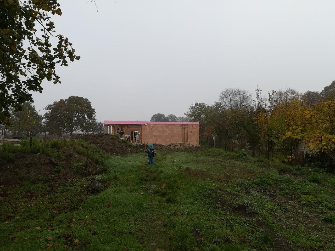 Pozemok + projekt + hruba stavba - Obrázok č. 118