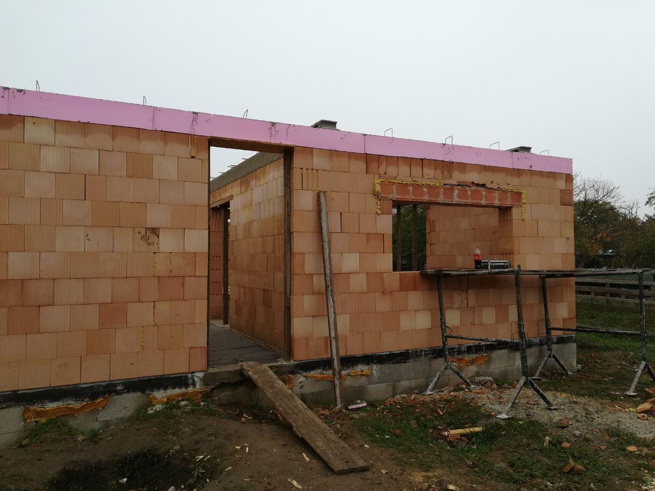 Pozemok + projekt + hruba stavba - Obrázok č. 119