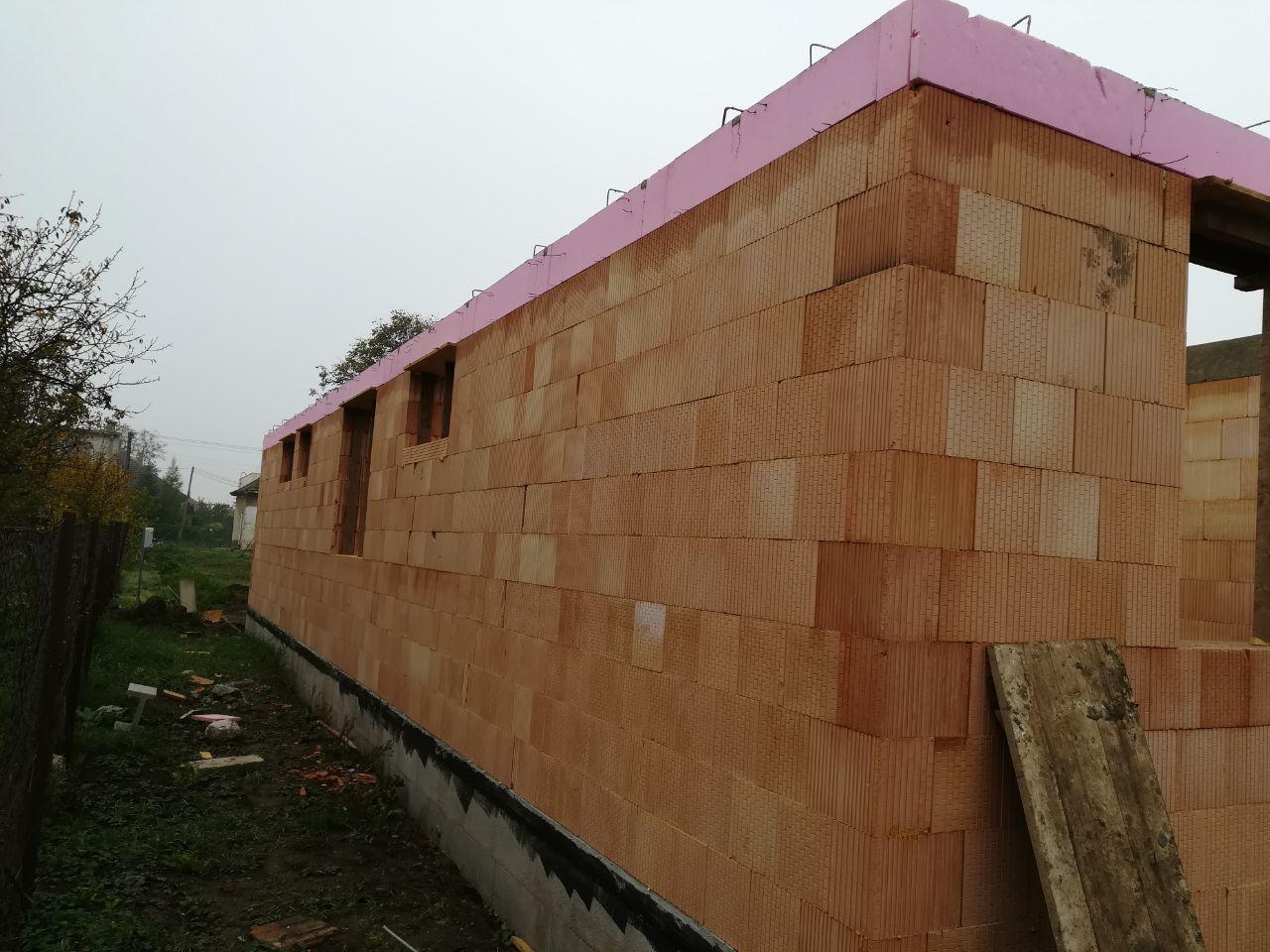 Pozemok + projekt + hruba stavba - Obrázok č. 121
