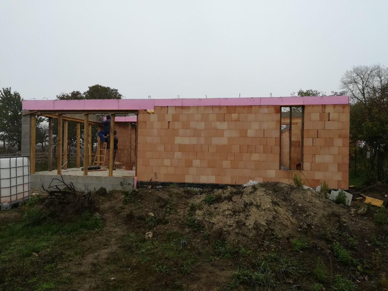 Pozemok + projekt + hruba stavba - Obrázok č. 123