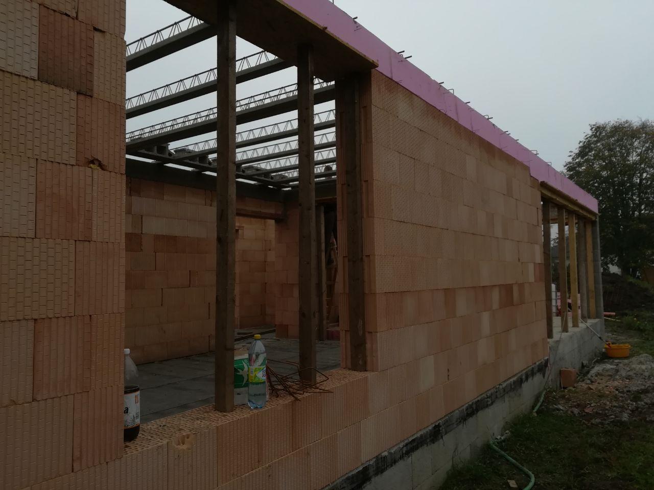 Pozemok + projekt + hruba stavba - Obrázok č. 124