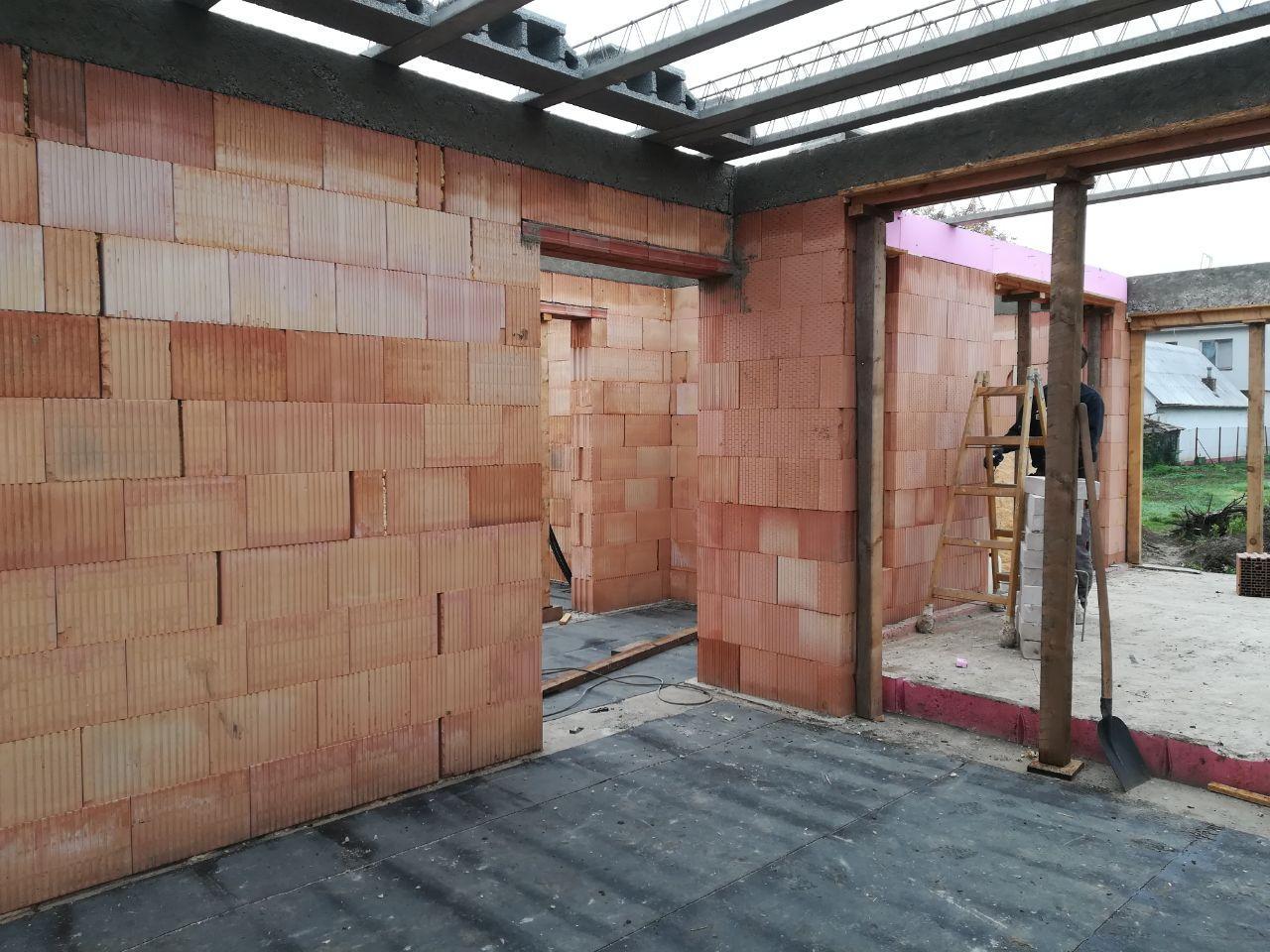 Pozemok + projekt + hruba stavba - Obrázok č. 127