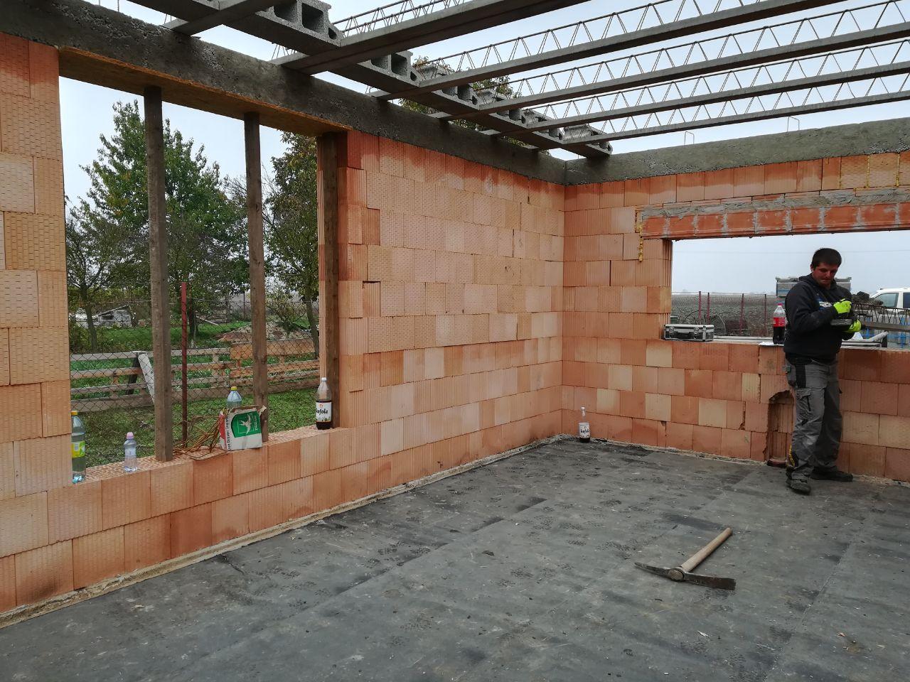 Pozemok + projekt + hruba stavba - Obrázok č. 129