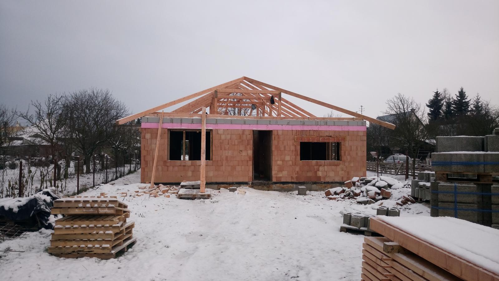 Pozemok + projekt + hruba stavba - Obrázok č. 143