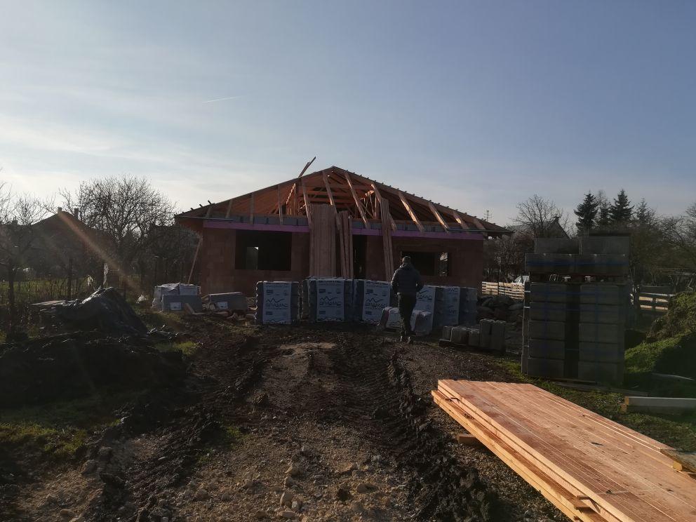 Pozemok + projekt + hruba stavba - Obrázok č. 144