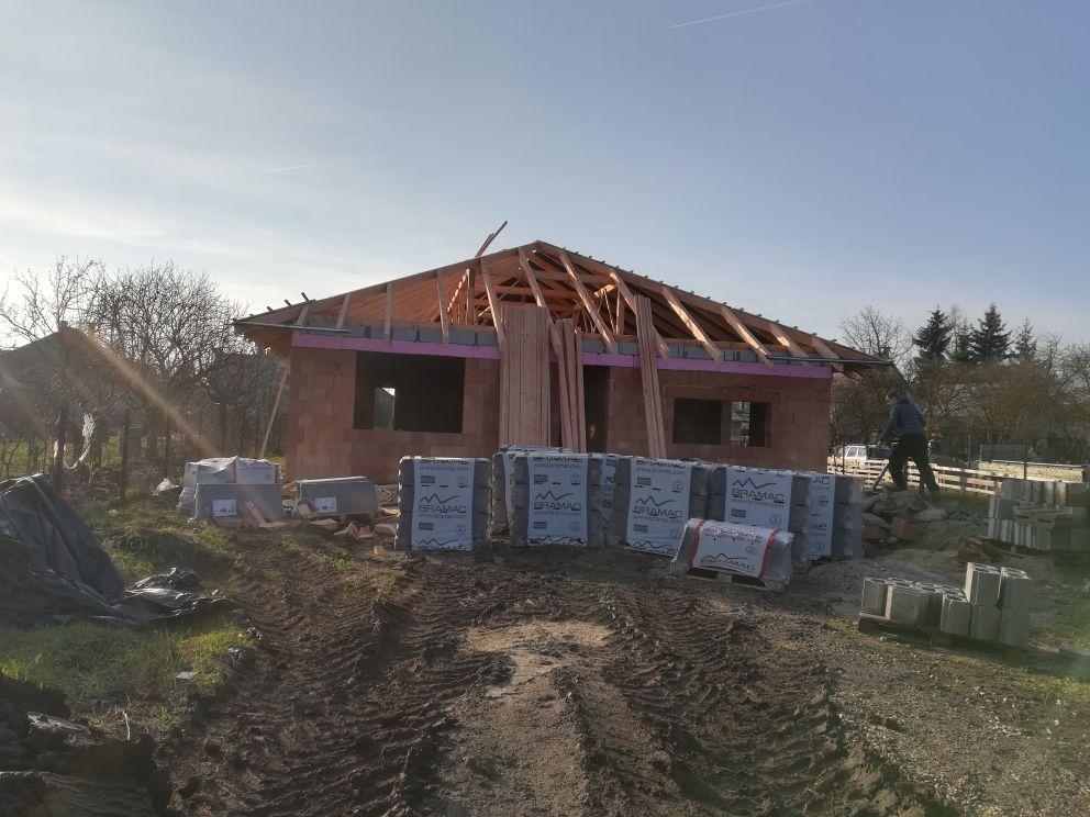 Pozemok + projekt + hruba stavba - Obrázok č. 145