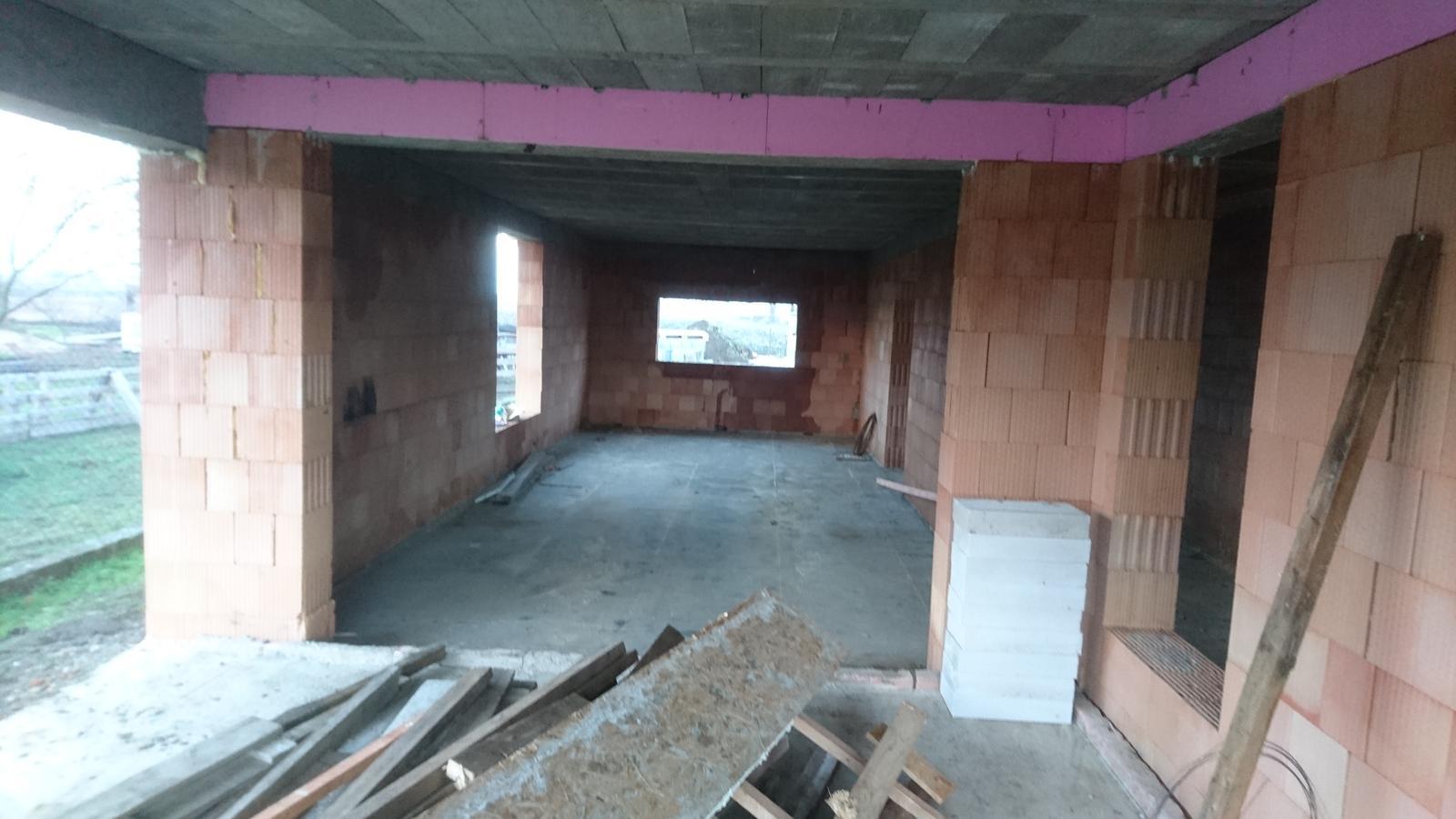 Pozemok + projekt + hruba stavba - Obrázok č. 149