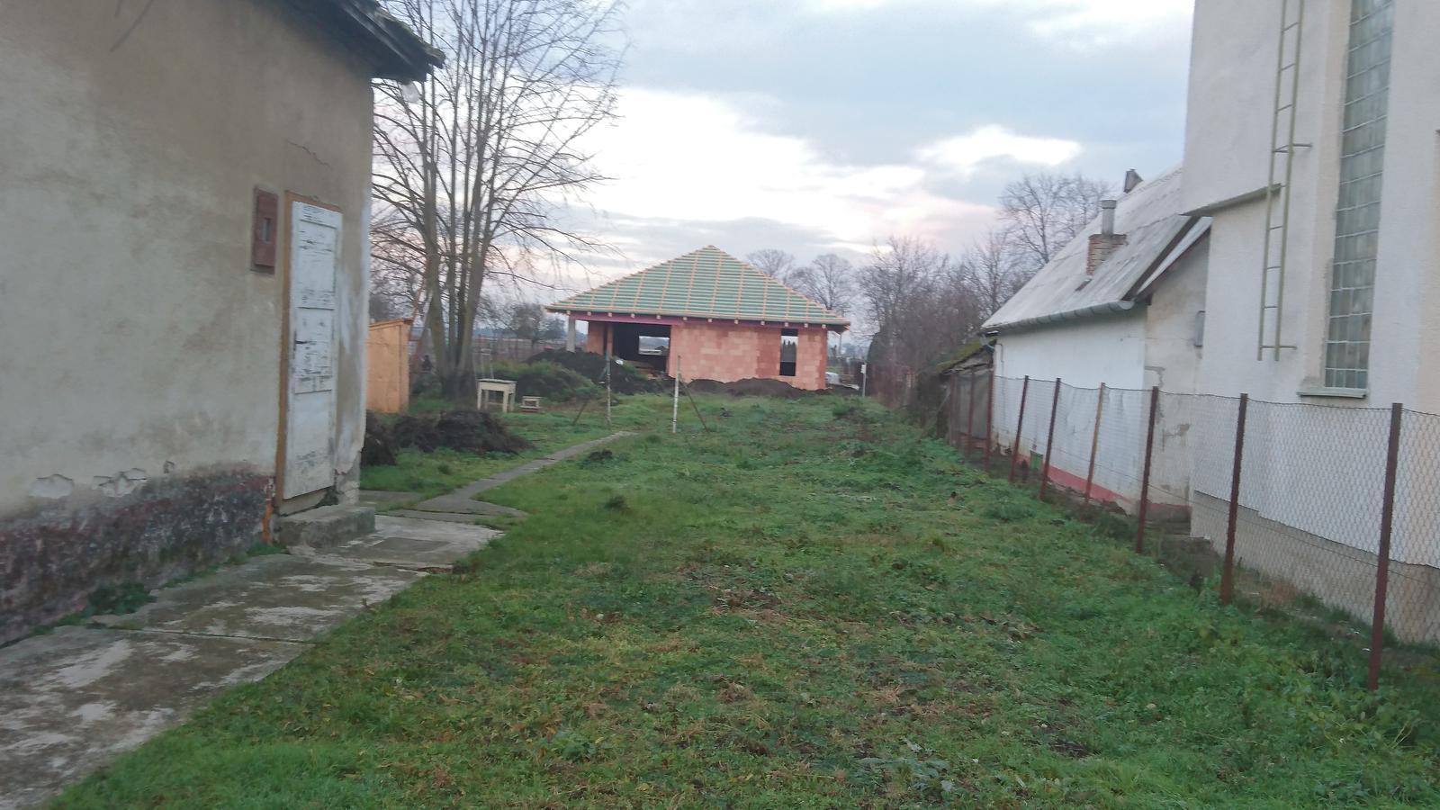 Pozemok + projekt + hruba stavba - Obrázok č. 151