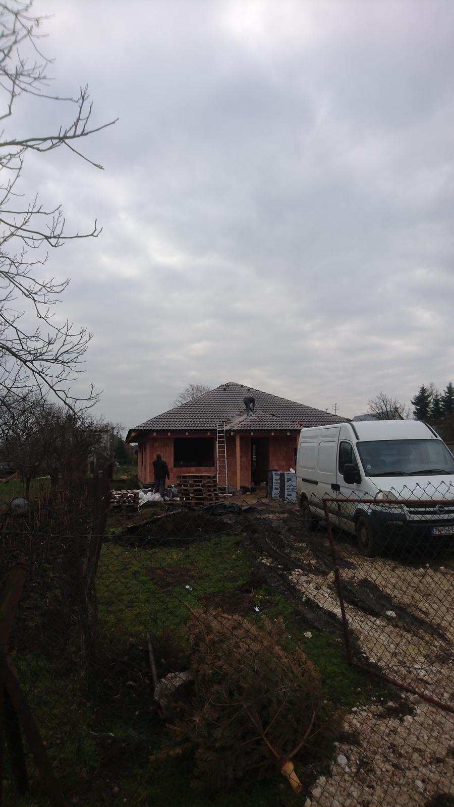 Pozemok + projekt + hruba stavba - Obrázok č. 169