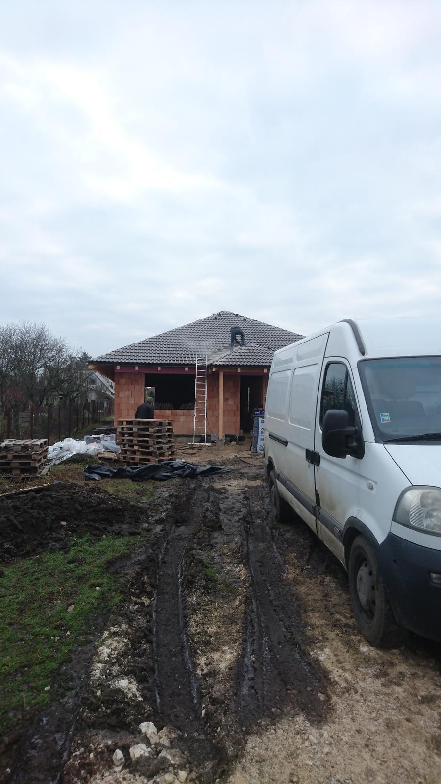 Pozemok + projekt + hruba stavba - Obrázok č. 170