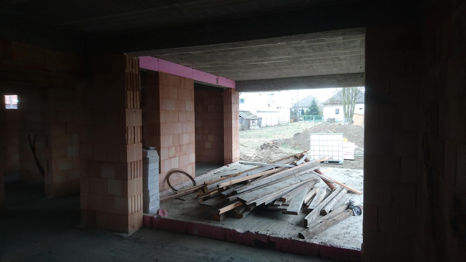 Pozemok + projekt + hruba stavba - Obrázok č. 175