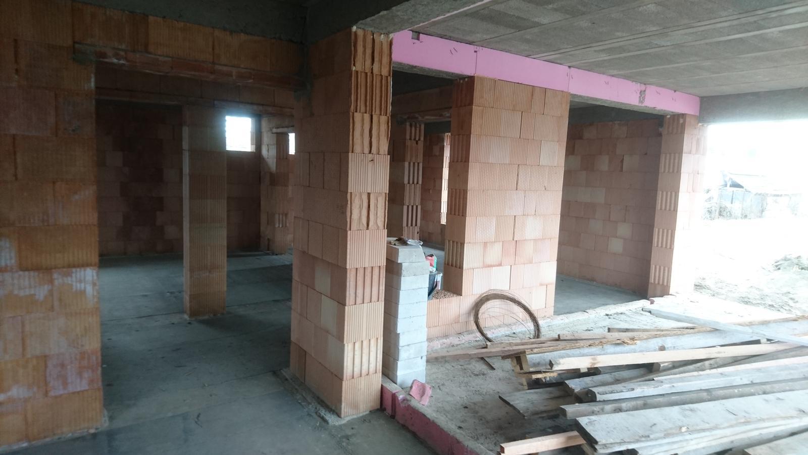 Pozemok + projekt + hruba stavba - Obrázok č. 176