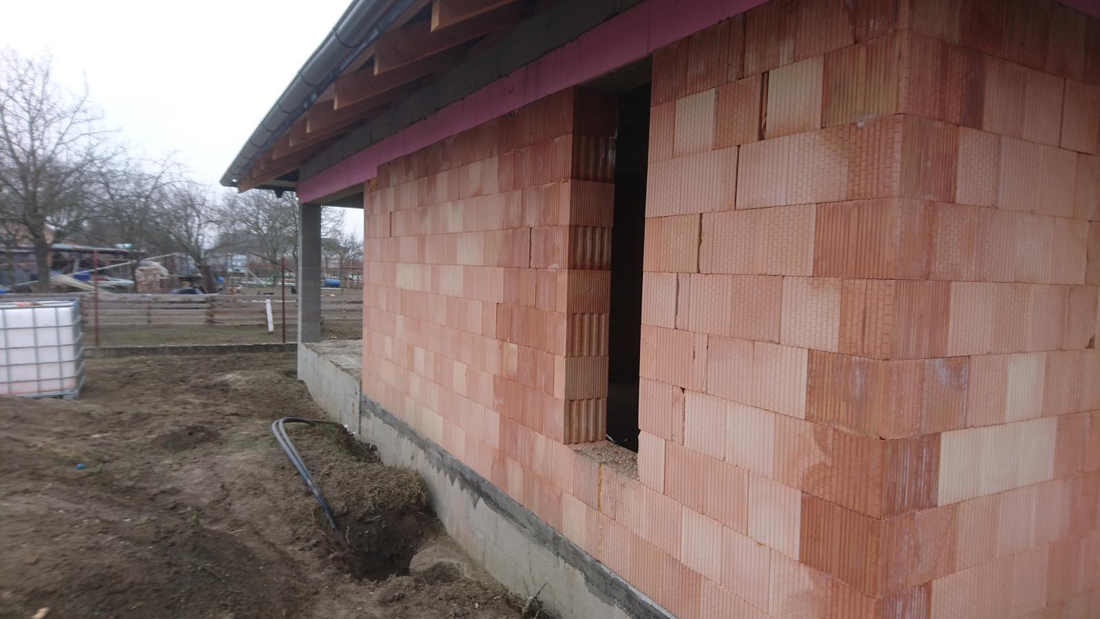 Pozemok + projekt + hruba stavba - Obrázok č. 180