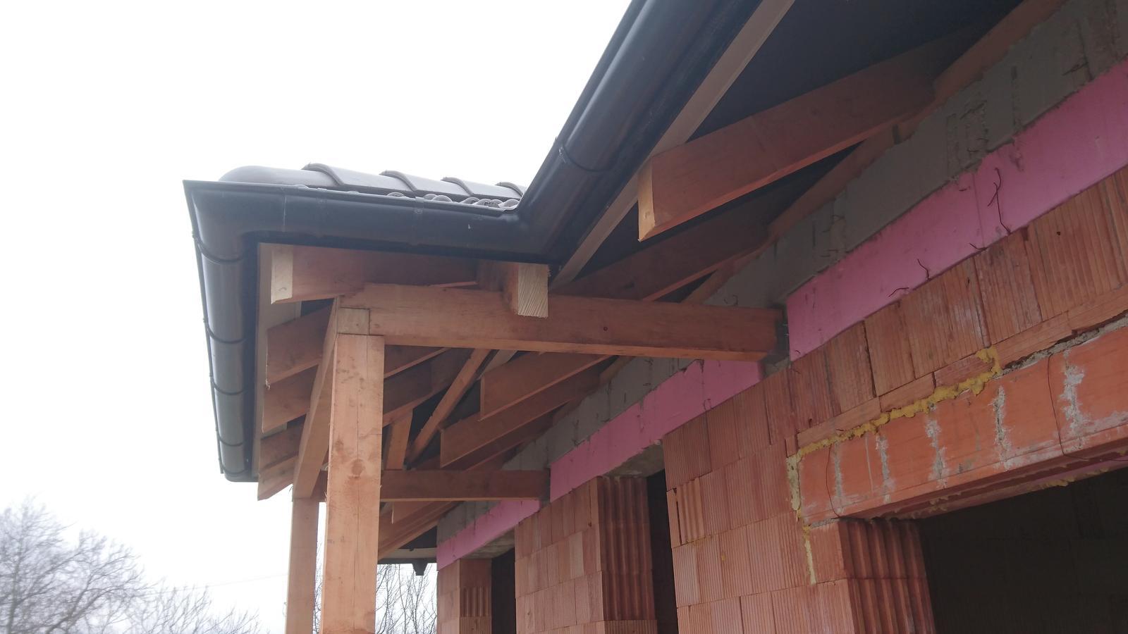 Pozemok + projekt + hruba stavba - Obrázok č. 186