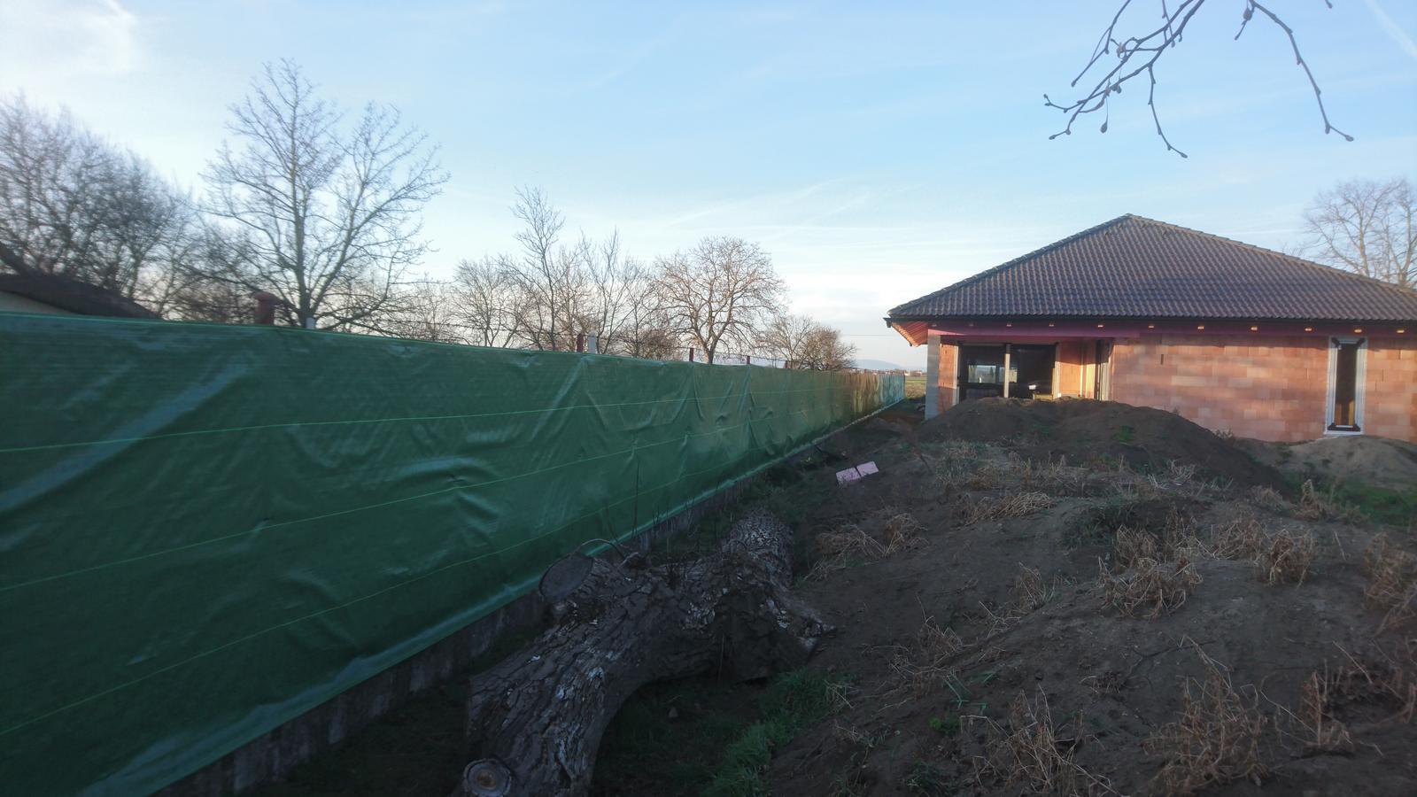 Pozemok + projekt + hruba stavba - Obrázok č. 190