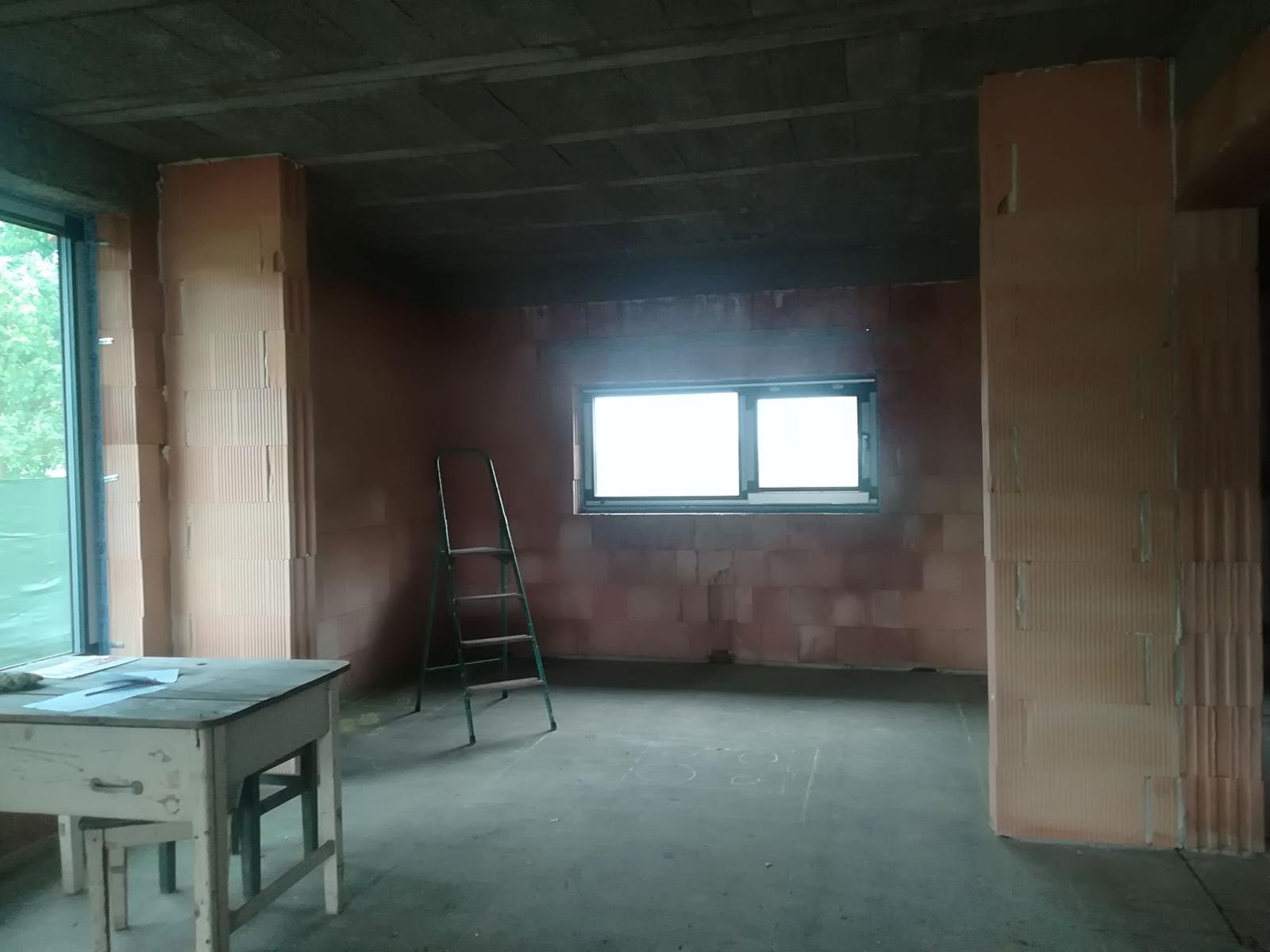 Pozemok + projekt + hruba stavba - Obrázok č. 202