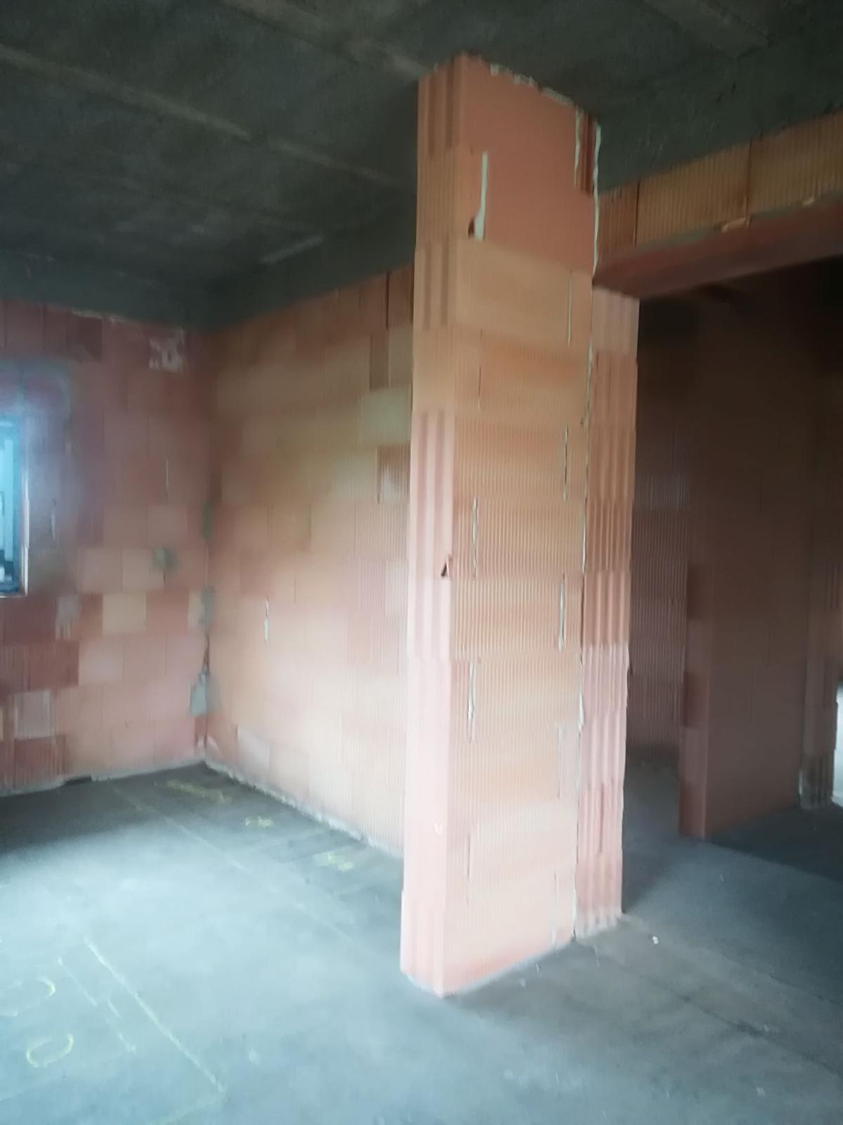 Pozemok + projekt + hruba stavba - Obrázok č. 203