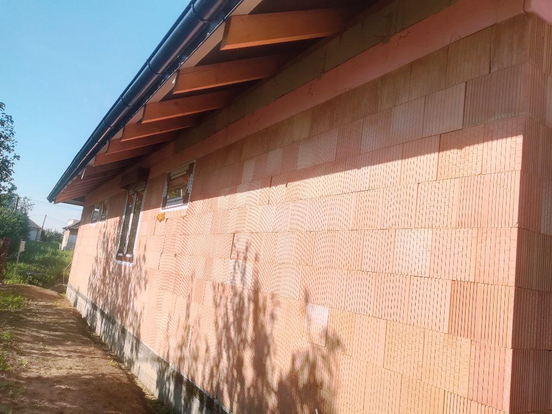 Pozemok + projekt + hruba stavba - Obrázok č. 237