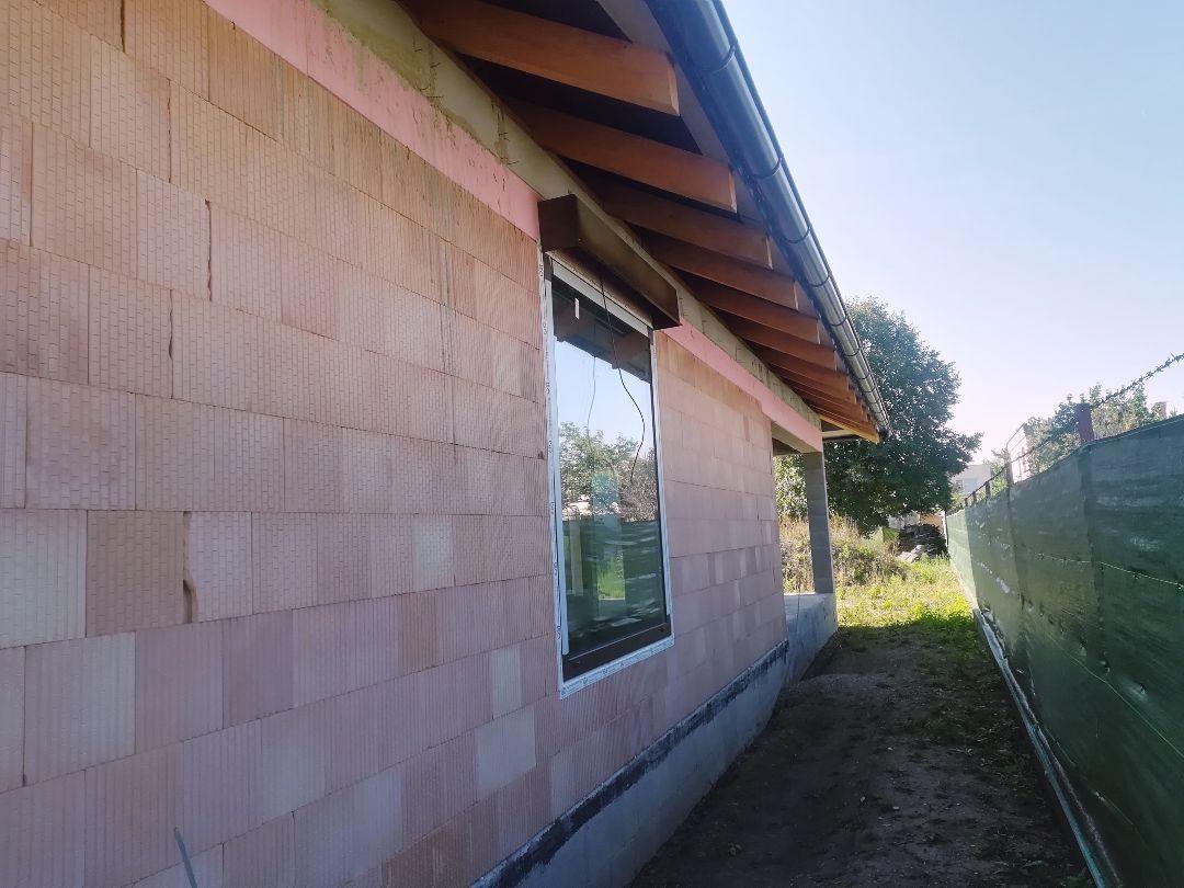 Pozemok + projekt + hruba stavba - Obrázok č. 238