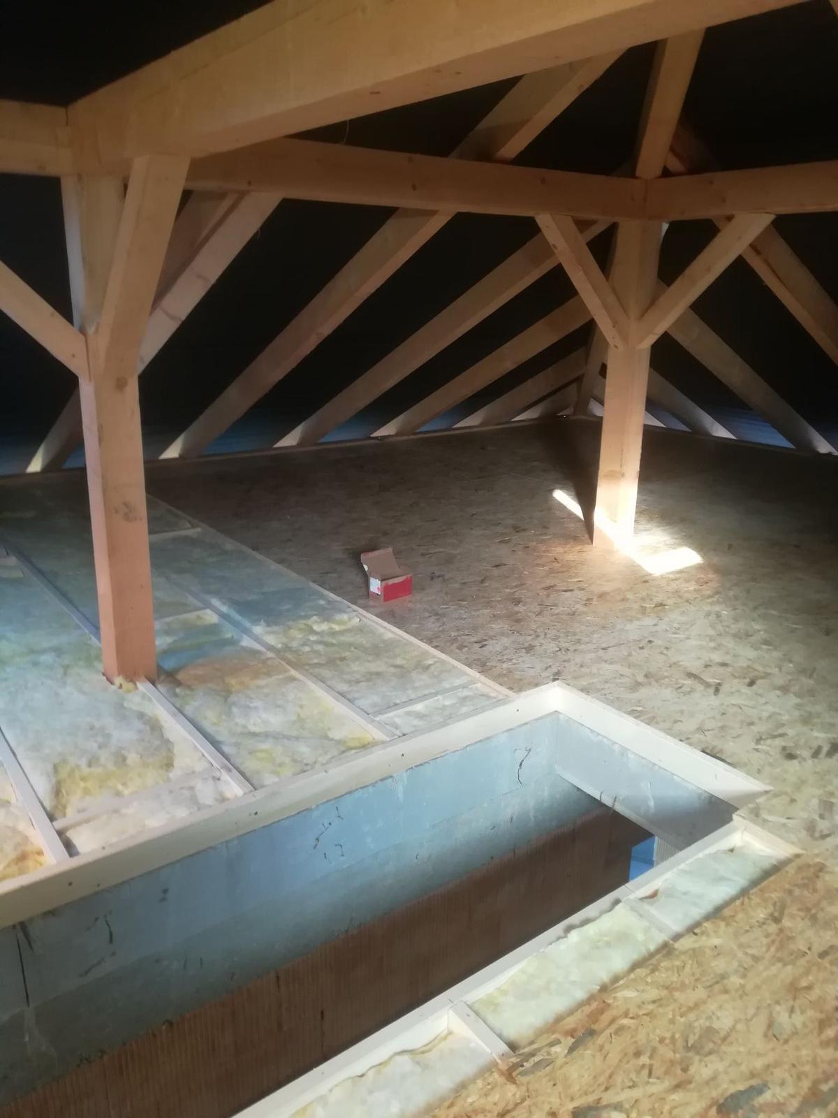 Pozemok + projekt + hruba stavba - Obrázok č. 276