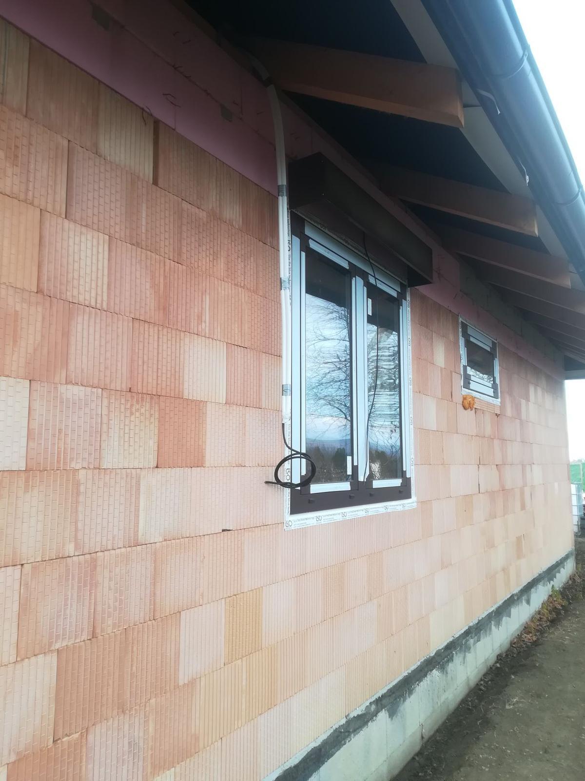 Pozemok + projekt + hruba stavba - Obrázok č. 282