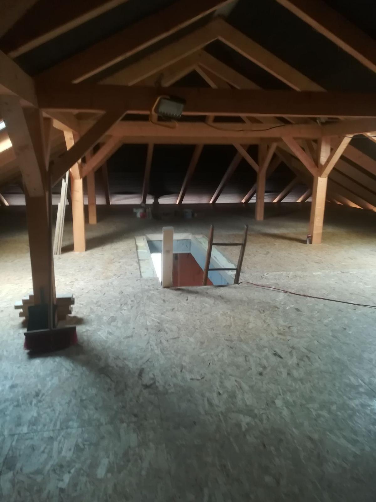 Pozemok + projekt + hruba stavba - Obrázok č. 287