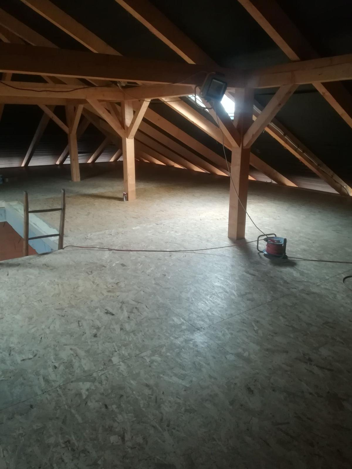 Pozemok + projekt + hruba stavba - Obrázok č. 288