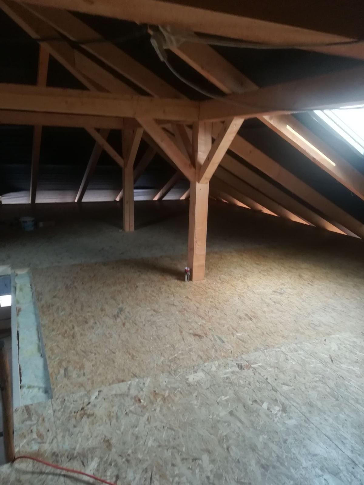Pozemok + projekt + hruba stavba - Obrázok č. 290