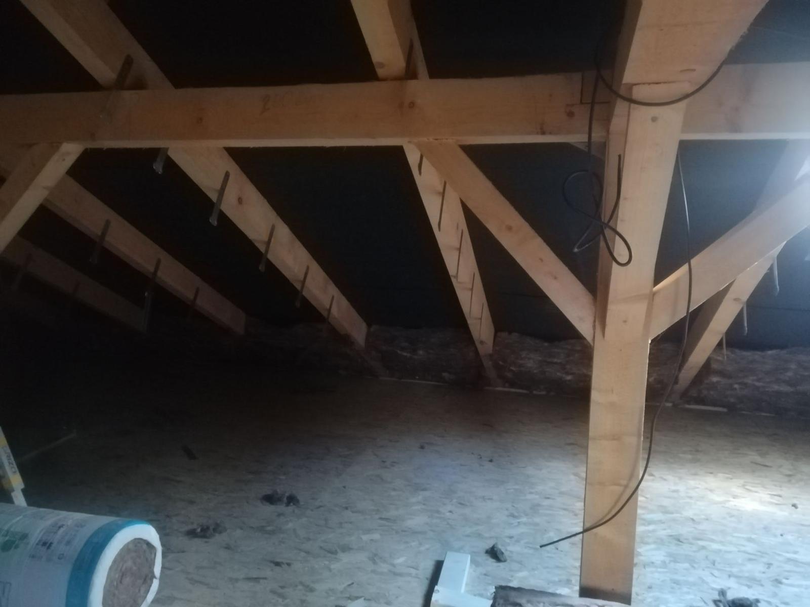 Pozemok + projekt + hruba stavba - Obrázok č. 325