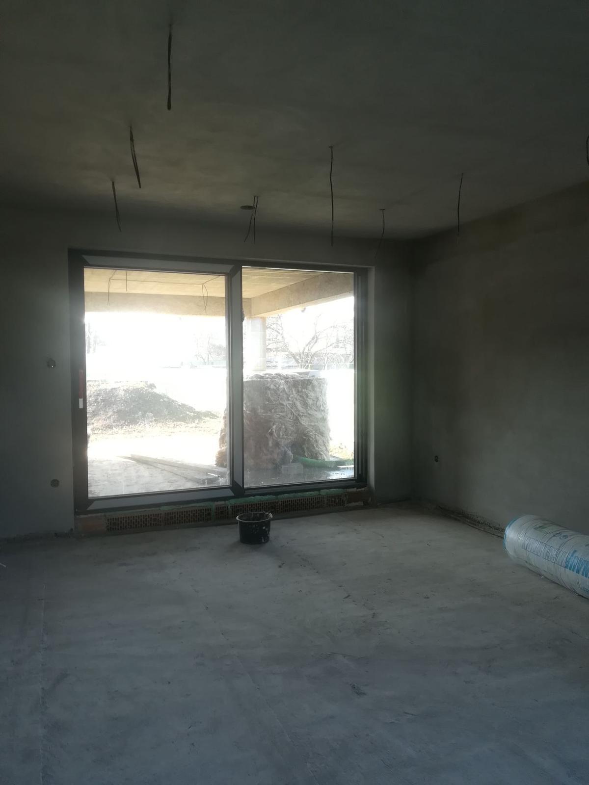 Pozemok + projekt + hruba stavba - Obrázok č. 353