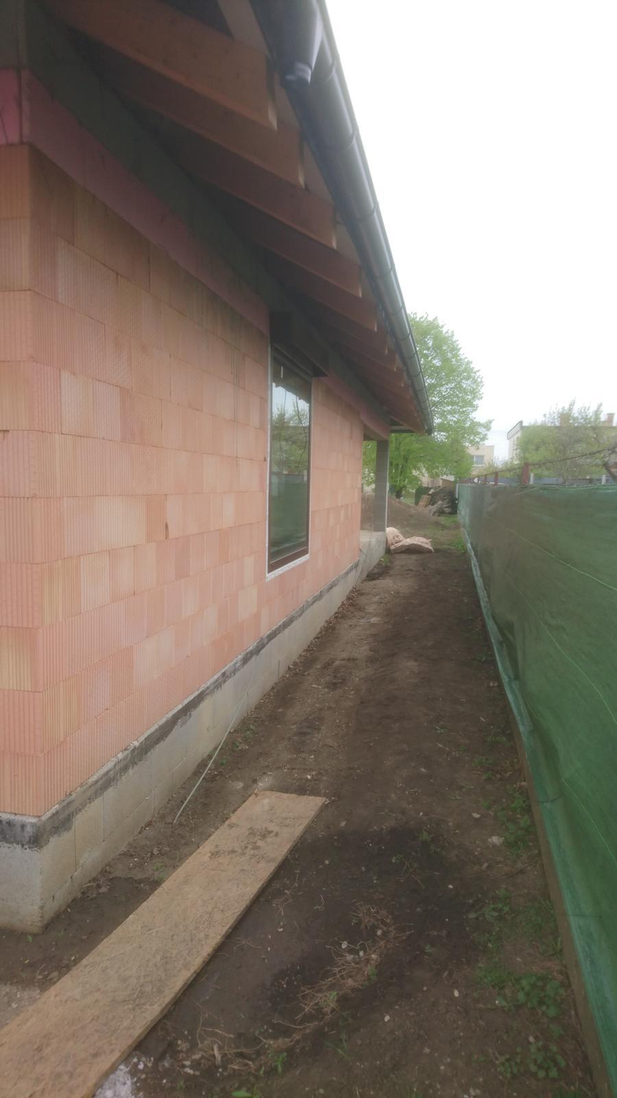 Pozemok + projekt + hruba stavba - Obrázok č. 415