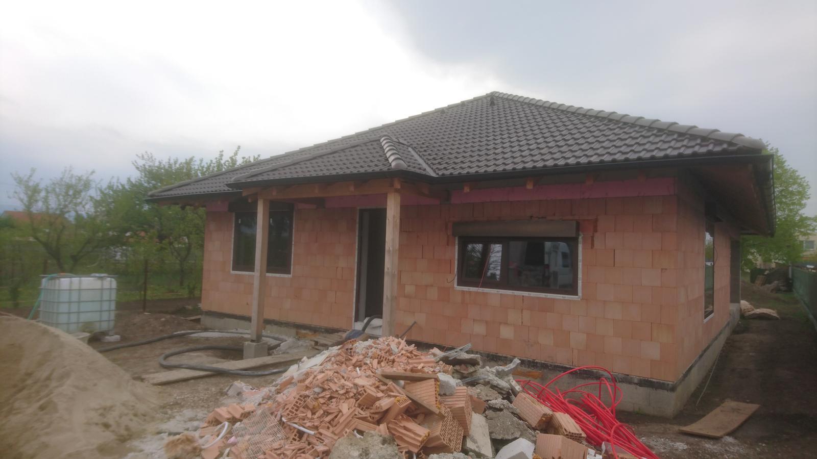 Pozemok + projekt + hruba stavba - Obrázok č. 422