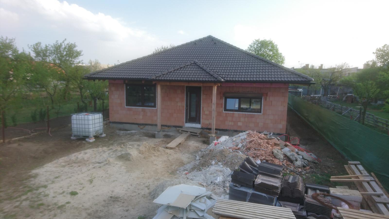 Pozemok + projekt + hruba stavba - Obrázok č. 423