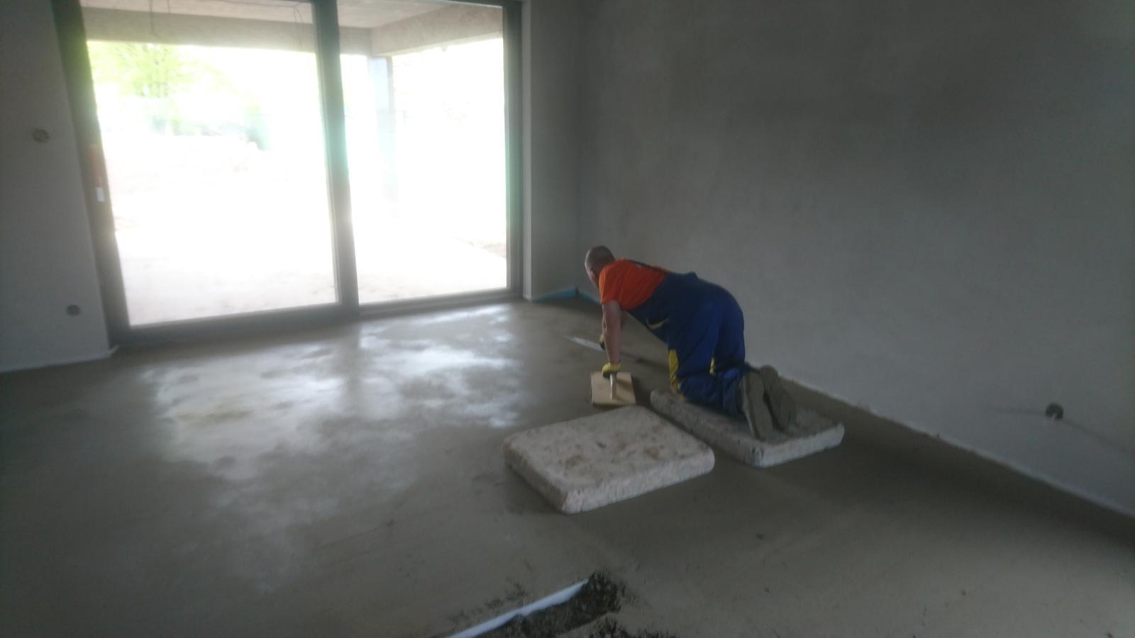 Pozemok + projekt + hruba stavba - Obrázok č. 427