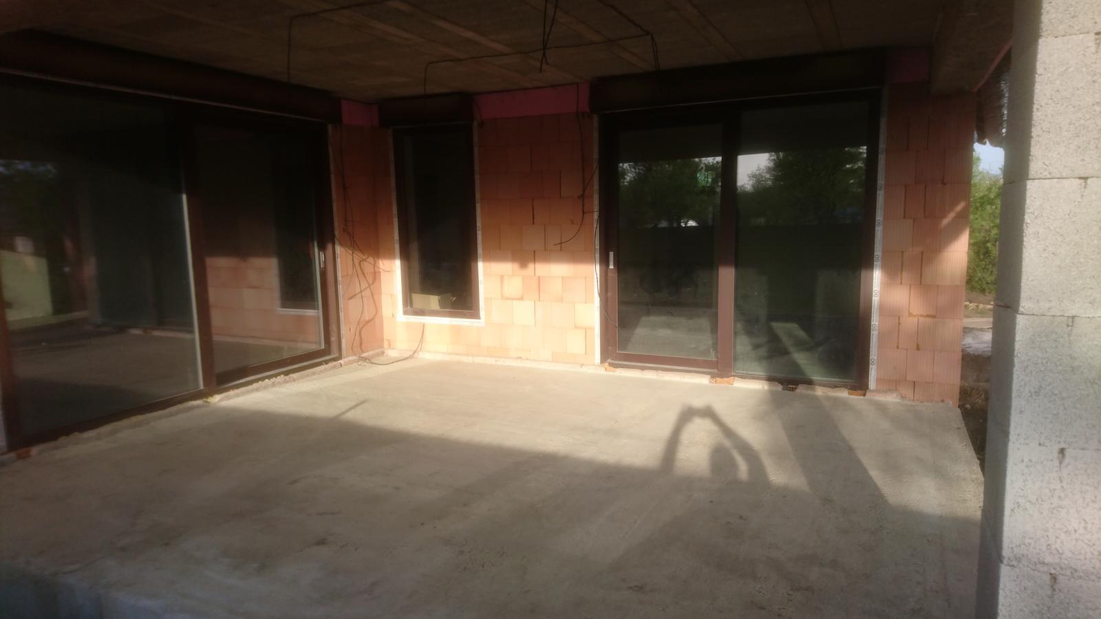 Pozemok + projekt + hruba stavba - Obrázok č. 429