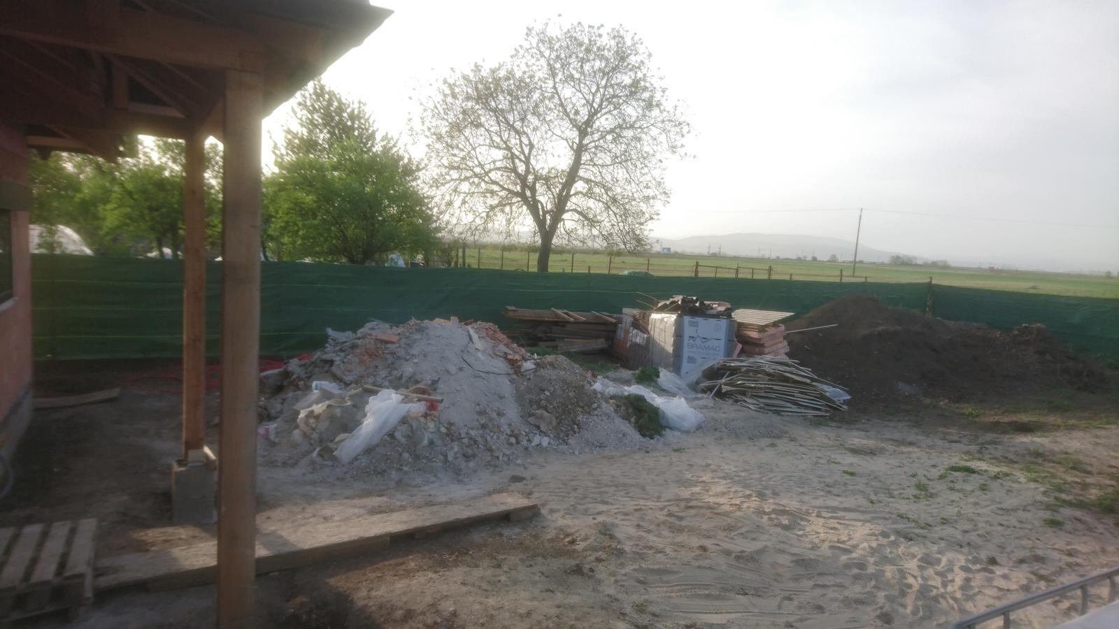 Pozemok + projekt + hruba stavba - Obrázok č. 432
