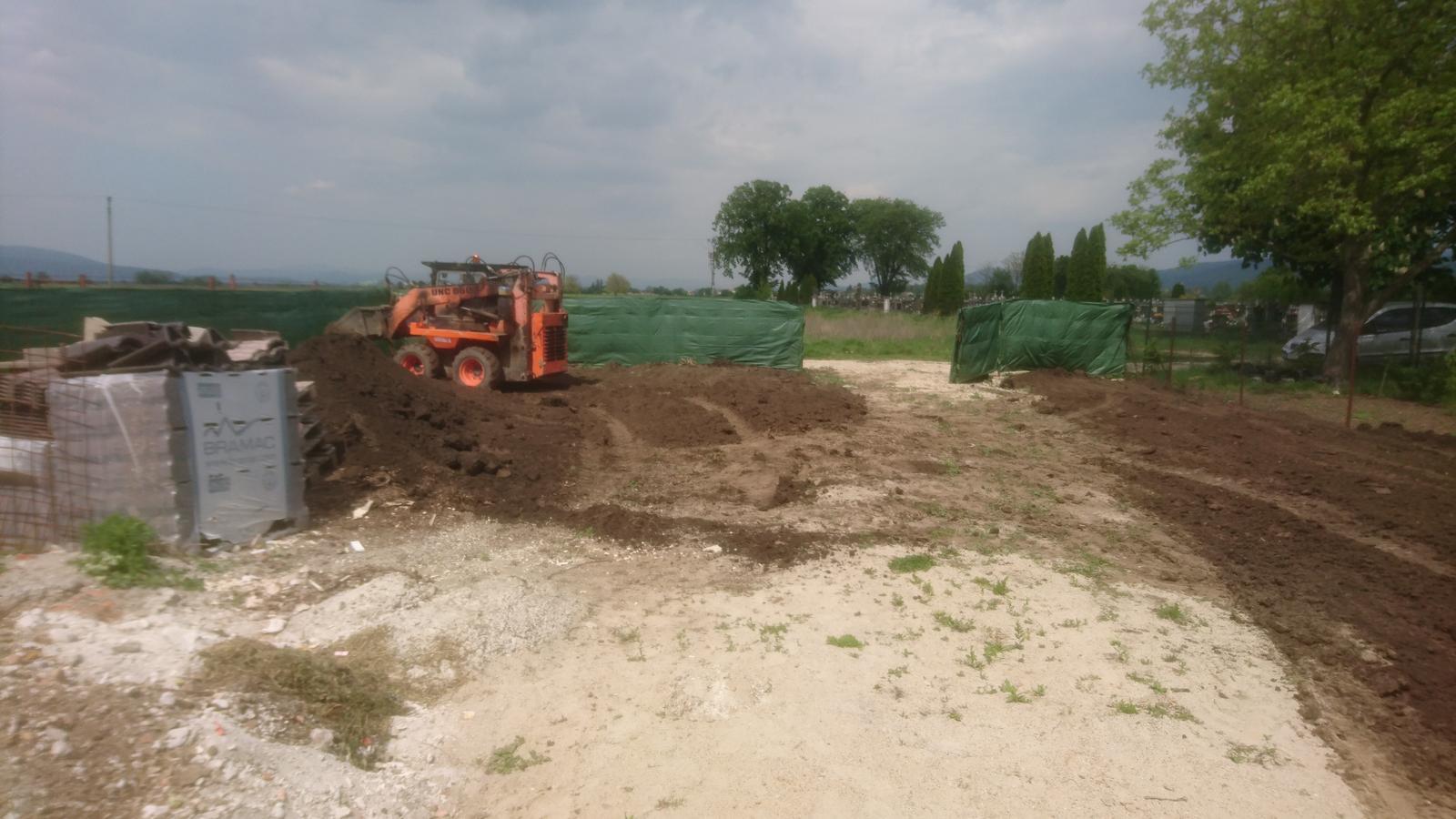 Pozemok + projekt + hruba stavba - Obrázok č. 447