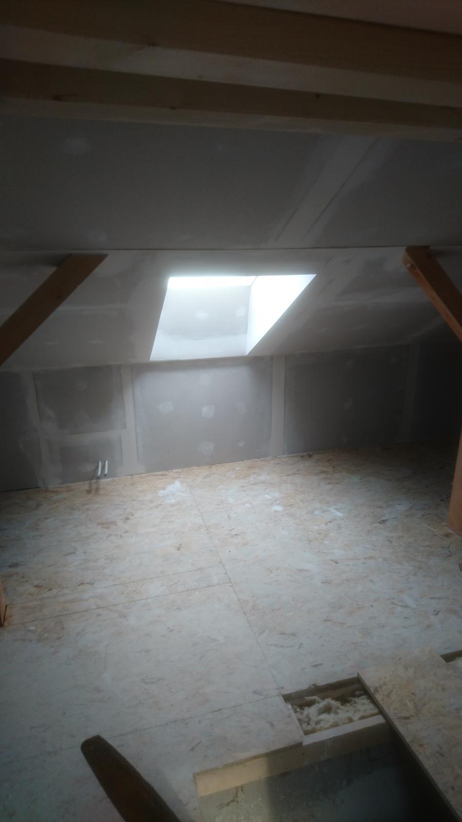 Pozemok + projekt + hruba stavba - Obrázok č. 461