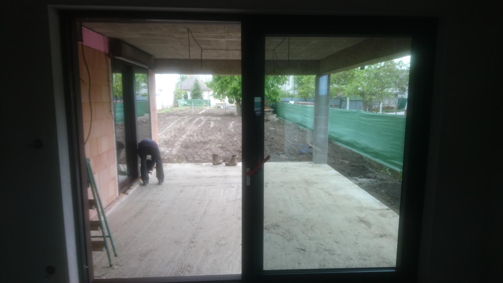 Pozemok + projekt + hruba stavba - Obrázok č. 468