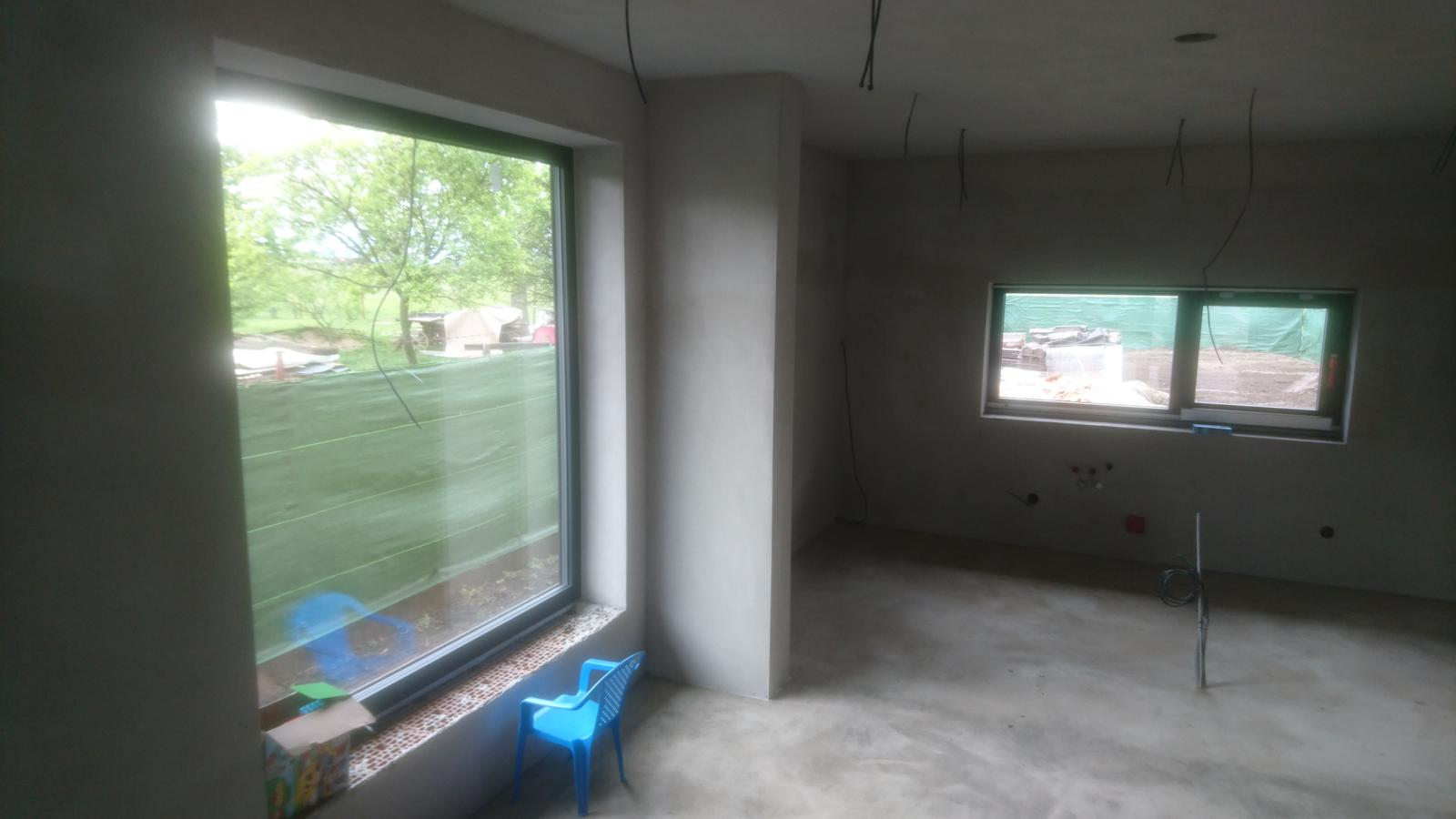 Pozemok + projekt + hruba stavba - Obrázok č. 469