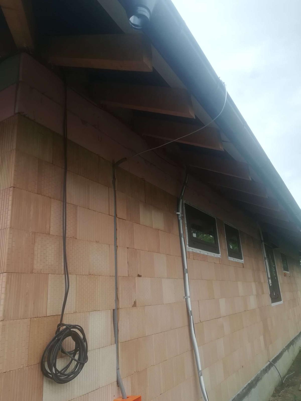 Pozemok + projekt + hruba stavba - Obrázok č. 478