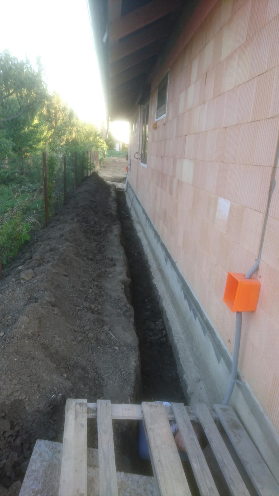 Pozemok + projekt + hruba stavba - Obrázok č. 493